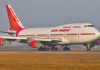 bomb threat to air india flight sparks security...