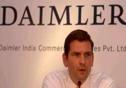 daimler india to set up bus manufacturing facility near