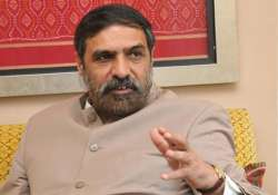 decision on fdi taken by consensus anand sharma