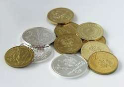 gold silver move up on higher global cues