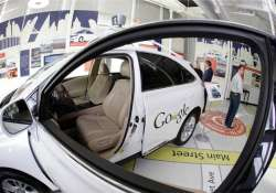google expects public to be using driverless cars in 2 to 5