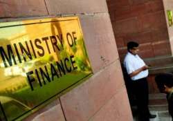 finance ministry hopeful of 5.4 5.9 per cent growth this