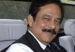 sahara ready to pay rs10 000 crore as bail for subroto roy