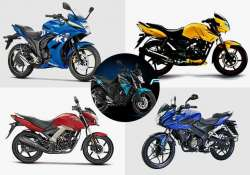 top five 150 cc motorcycles in india