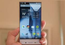 sharp launches nearly bezel less aquos crystal smartphone