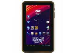 swipe launches india s first dual sim android tablet