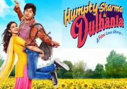 humpty sharma ki dulhania movie review alia varun as