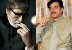 amitabh bachchan was insecure of shatrughan sinha reveals