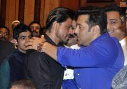 salman srk s brotherhood on eid