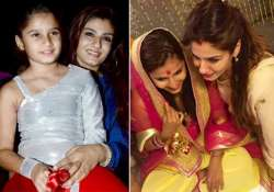raveena tandon shares picture from daughter chhaya s wedding