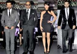 john abraham shruti haasan dazzle at welcome back event