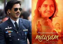 shahid relived mausam won t clash with two new movies