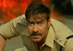 singham returns collection rs 134.49 cr worldwide in nine