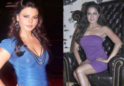 veena malik is married how can she marry again asks rakhi