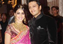 deshmukh family welcomes a baby boy riteish excited over