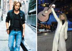 keith urban loses to taylor swift at country music awards