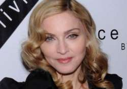 madonna backs out from terror bride costume