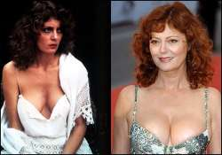 susan sarandon wanted to bare all for playboy see her