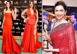 iifa 2015 red alert on the green carpet see pics