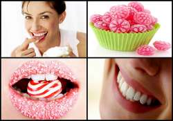 want to get rid of mouth bugs try sweets