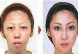 chinese man sues wife for hiding her ugliness through