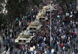egypt unrest brotherhood calls for mass protests as army