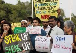 five more arrested in pakistan s biggest child abuse scandal