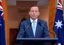 gunman in sydney hostage crisis was known to police pm tony