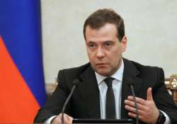 dmitry medvedev signs discount on russian gas supplied to
