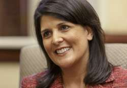 haley holds 10 point lead in south carolina s governor race