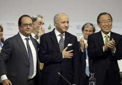 india happy with climate change draft says concerns taken