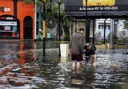 storm forces evacuation of 1 000 people in argentina