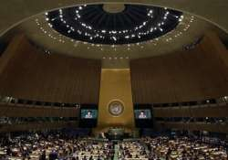world leaders give their annual speeches at the un