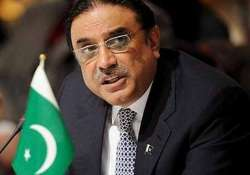 we want tension free ties with india pakistan president