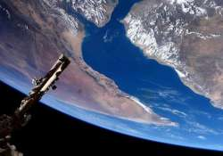 nasa releases images of earth taken from iss to mark earth