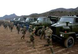 north korea cuts off military hotline with south