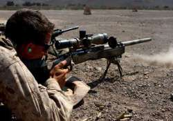now self guided bullets to help soldiers with bad aim