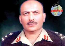 pak court martial gives jail terms to army brigadier and 4