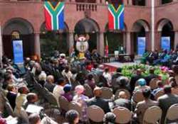 south africa s new cabinet sworn in