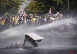 thailand pm says protesters demands unacceptable
