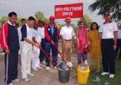 anti polythene drive to be carried out in gurgaon