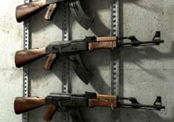 arms dealers arrested with ak rifles nia to probe