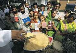 centre approves digitization of all ration card holders