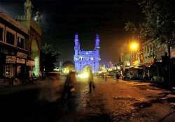 curfew continues for third day in hyderabad localities
