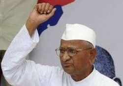 cyberspace abuzz with support for hazare