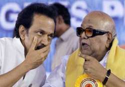 dmk sought more security for stalin before suspending