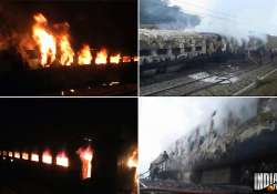 australian among 7 charred to death in doon express fire