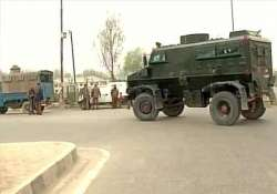 four killed in kashmir attack