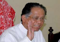 gogoi for separate directorate for streamlining mid day meal