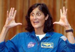 i also carried samosas in space sunita williams